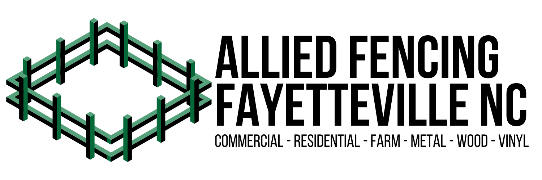 Allied Fencing Lafayetteville NC logo